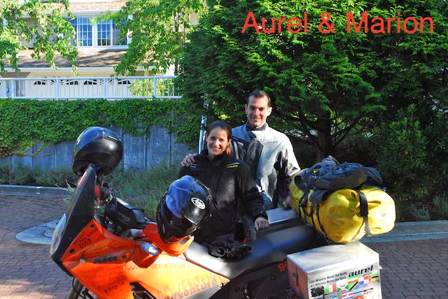 Aurel & Marion